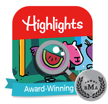 Games Puzzles Highlights Kids